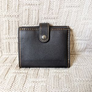 Coach 1941 Small Trifold Wallet - EUC